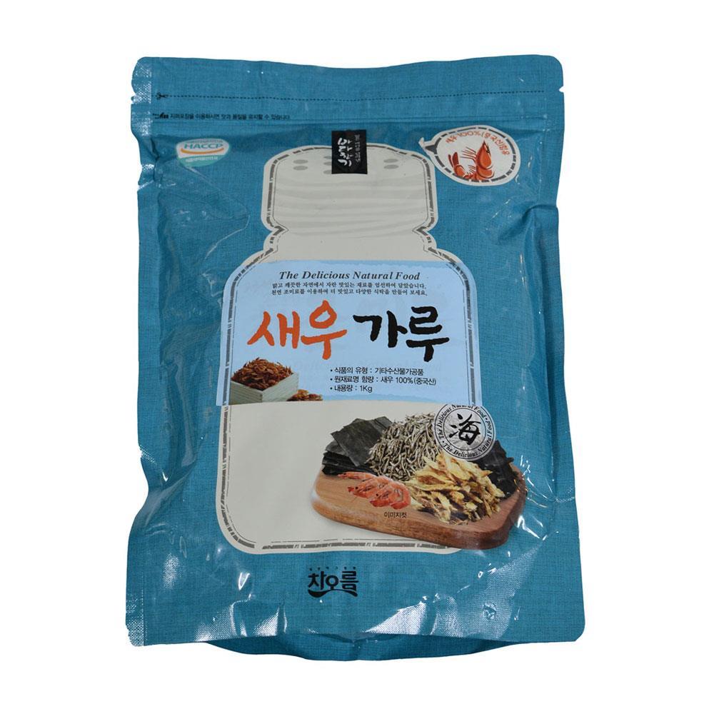 천연조미료 새우가루 1kg 자연조미료/새우가루